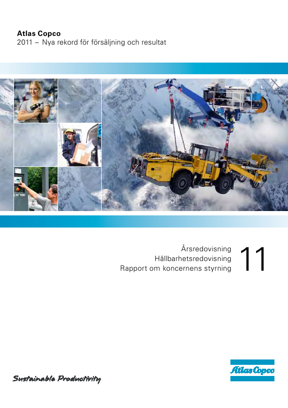 Atlas Copco   annual report