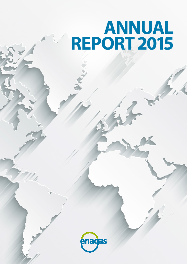 Enagas   annual report