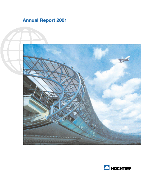 Hochtief   annual report