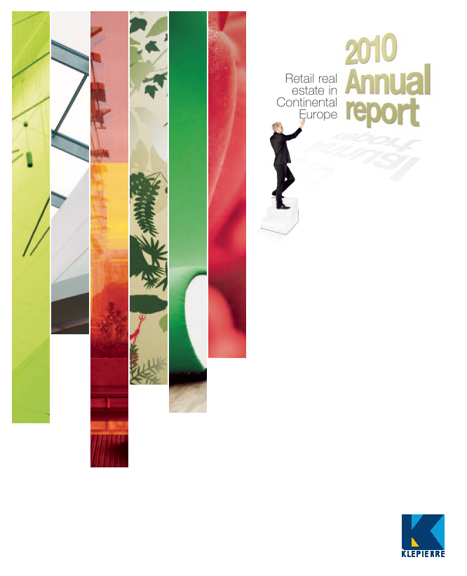 Klepierre   annual report