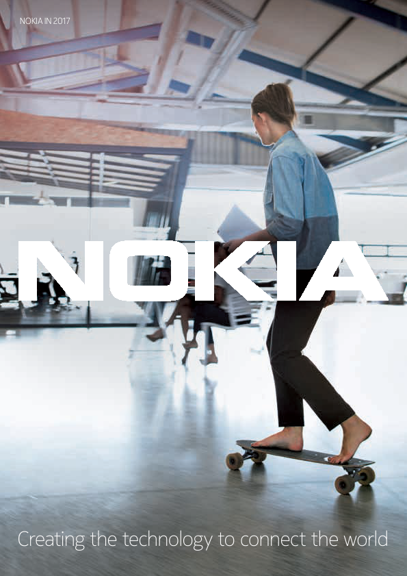Nokia   annual report