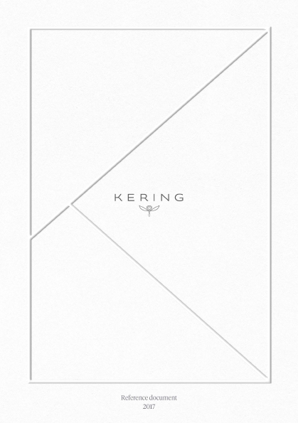 Kering   annual report