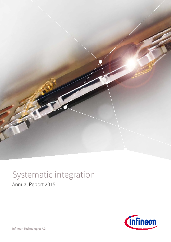 Infineon Technologies   annual report