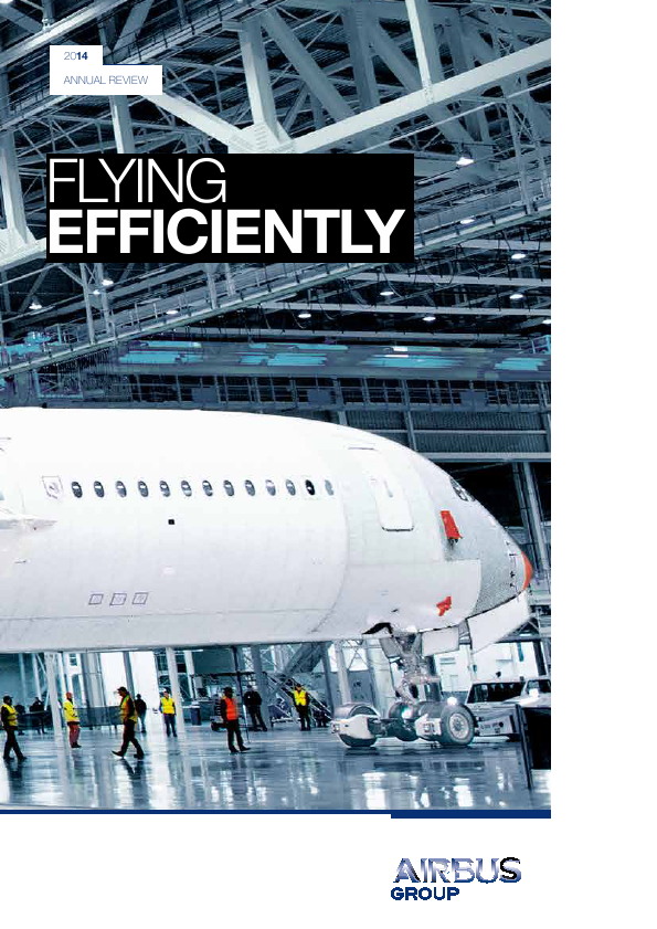 Airbus Group   annual report