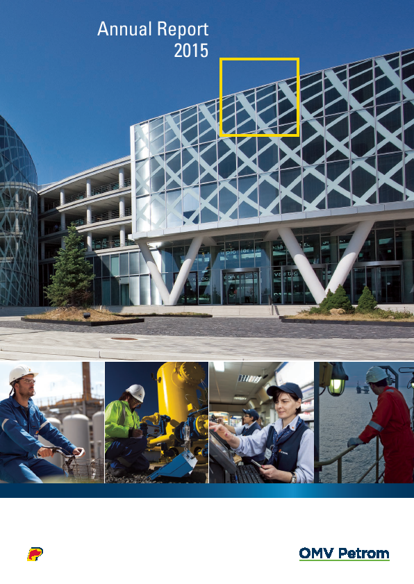 OMV Petrom   annual report