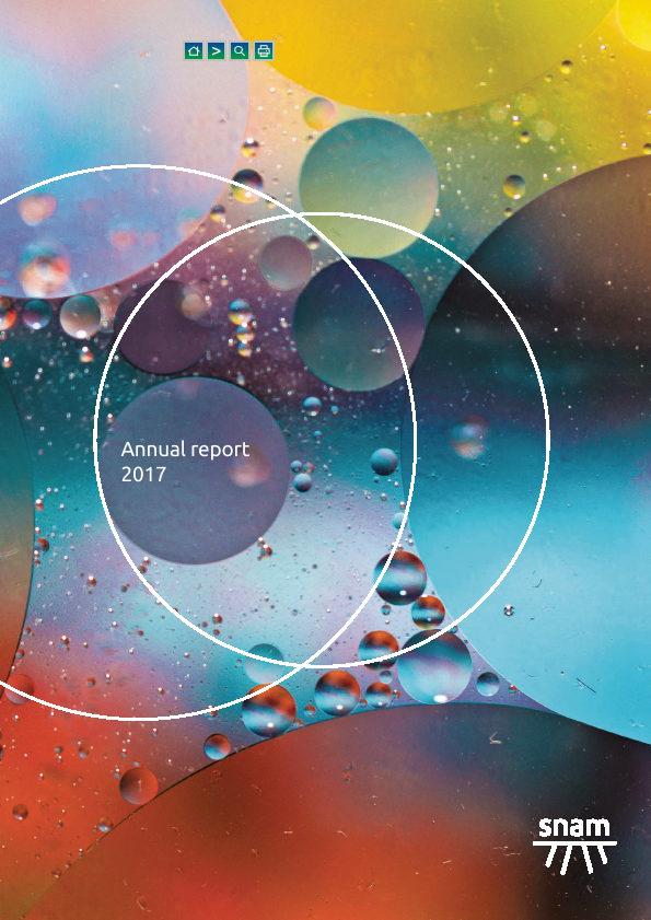 SNAM   annual report