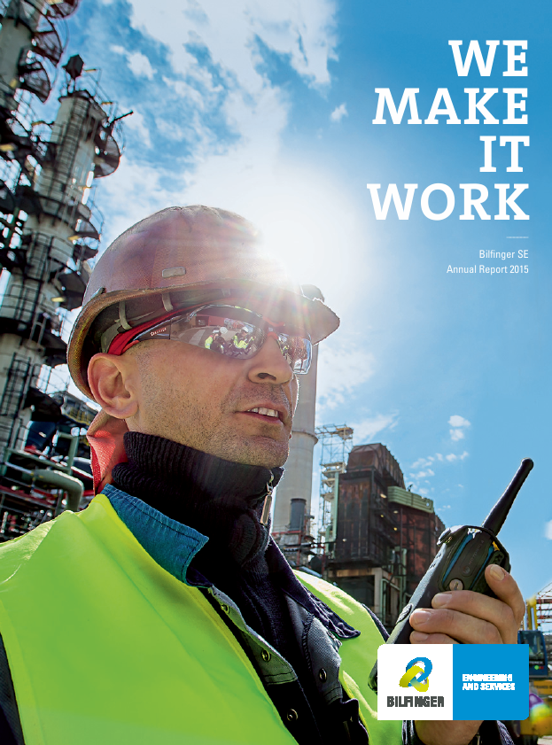 Bilfinger   annual report