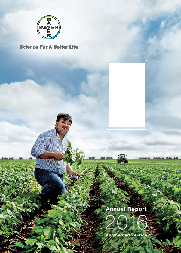 Bayer   annual report