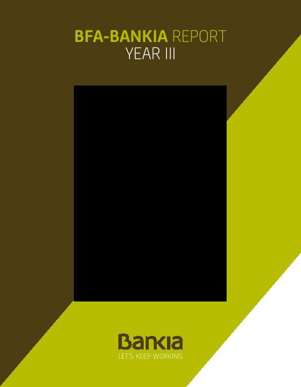 Bankia   annual report