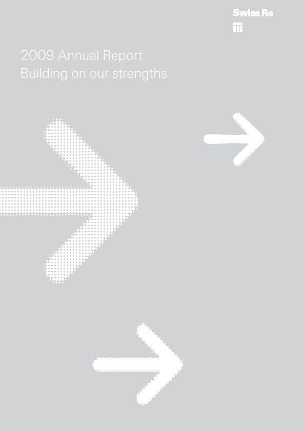 Swiss RE   annual report