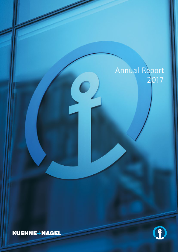 Kuehne Und Nagel International   annual report