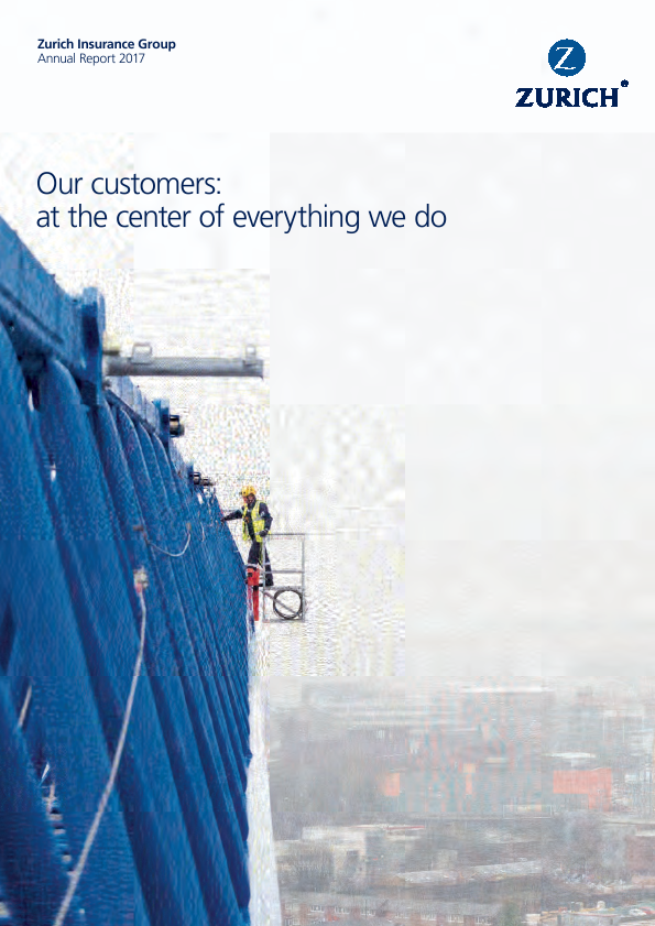 Zurich Insurance Group   annual report