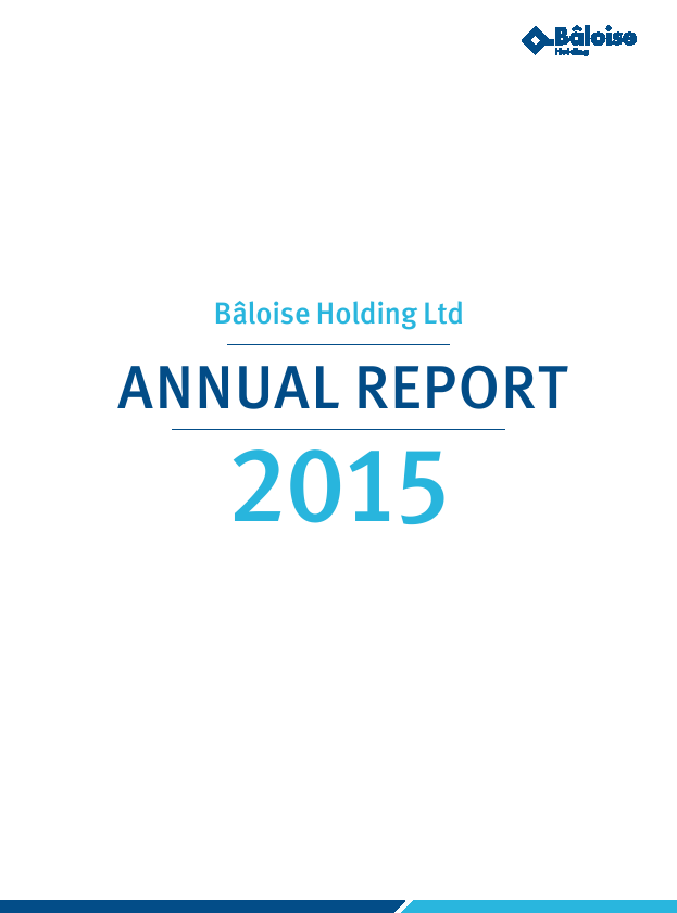 Baloise-Holding   annual report