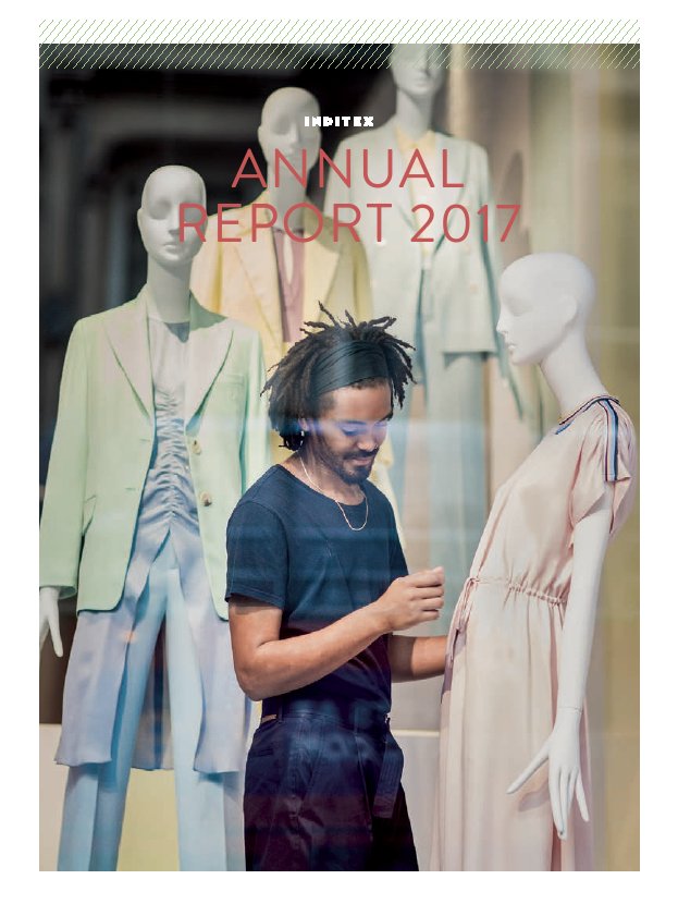Inditex   annual report