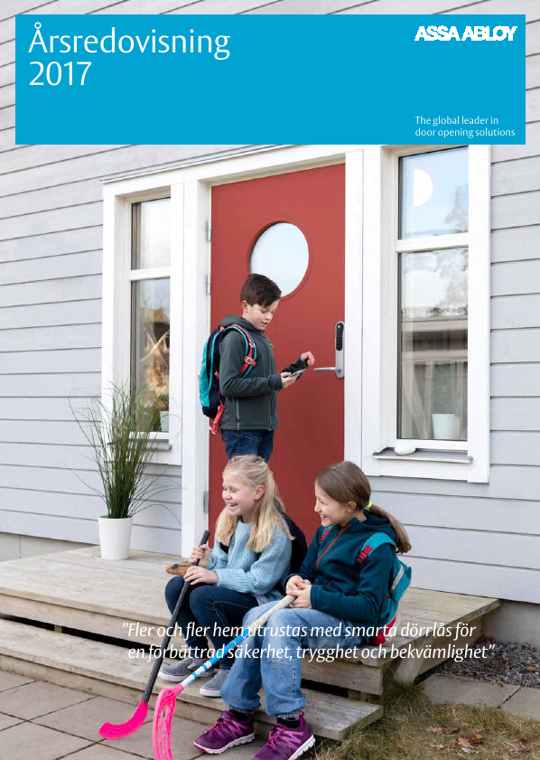 Assa Abloy   annual report