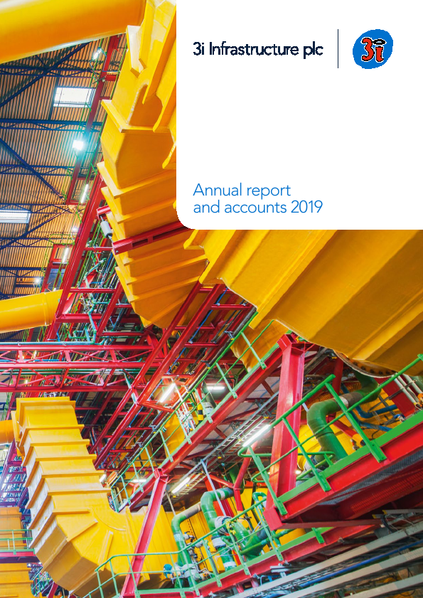 3i Infrastructure Plc   annual report