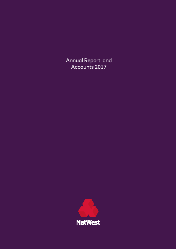National Westminster Bank   annual report