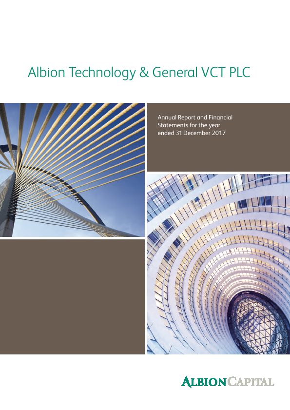 Albion Technology & General VCT Plc   annual report