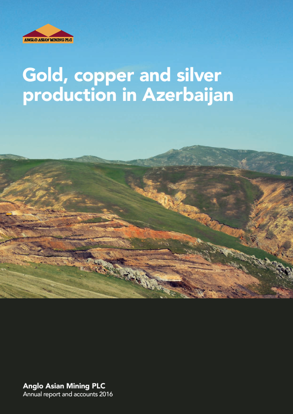 Anglo Asian Mining Plc   annual report