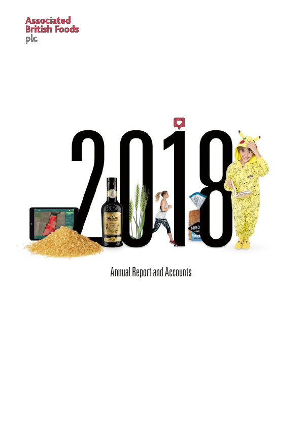 Associated British Foods   annual report