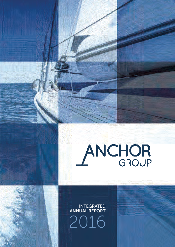 Anchor Group   annual report