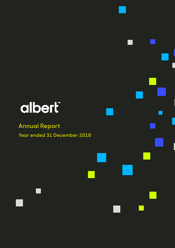 Albert Technologies (Previously Adgorithms)   annual report