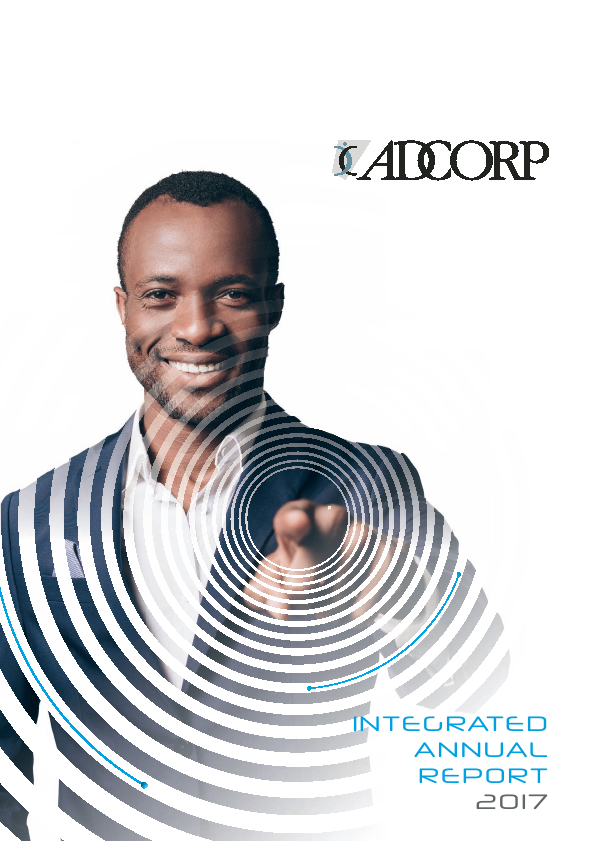 Adcorp Holdings   annual report