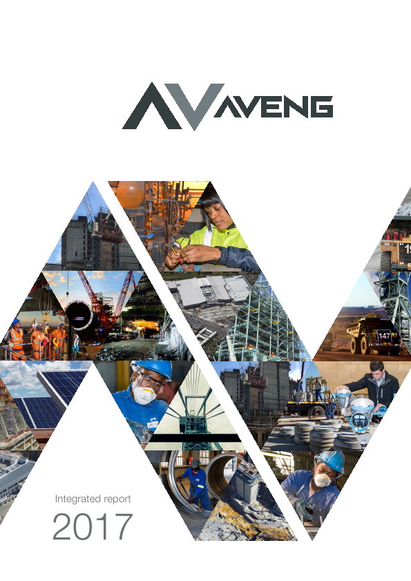 Aveng Group   annual report