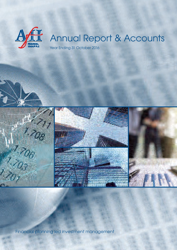AFH Financial Group Plc   annual report