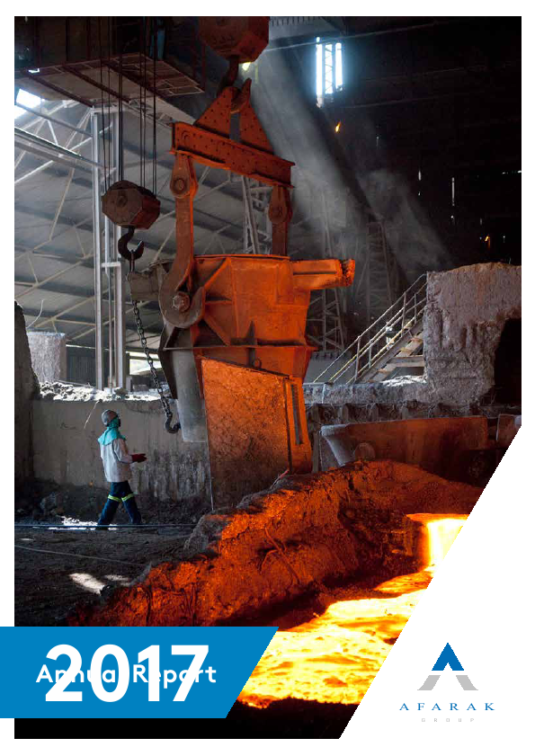 Afarak Group Plc   annual report