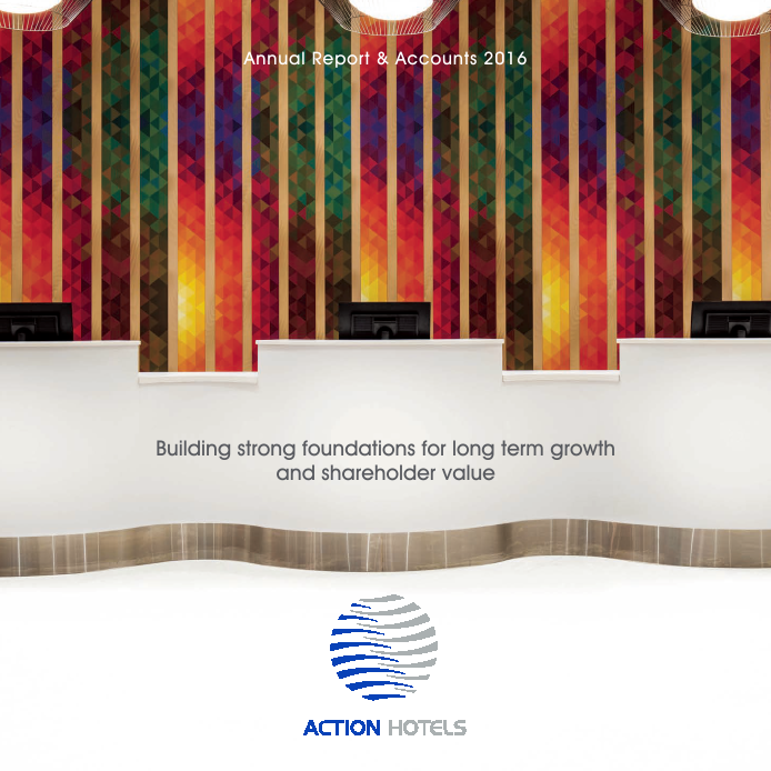 Action Hotels Plc   annual report