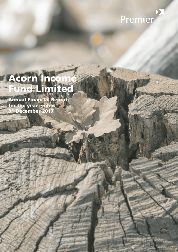 Acorn Income Fund   annual report