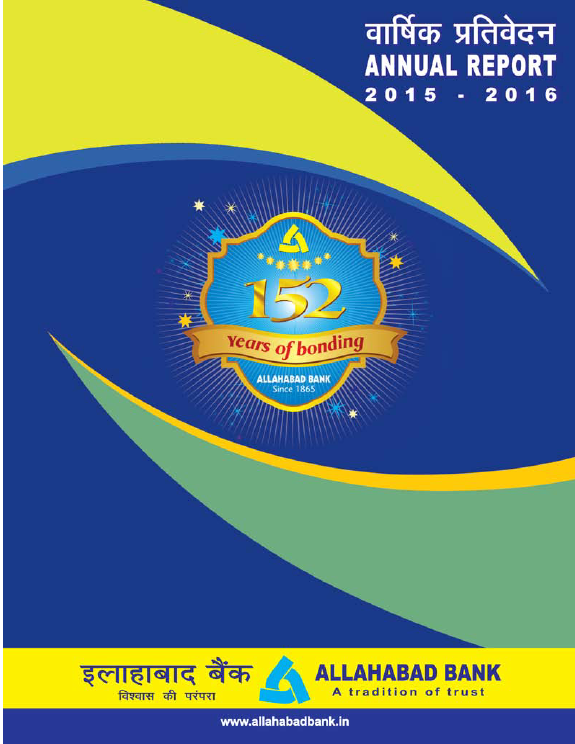 Allahabad Bank   annual report