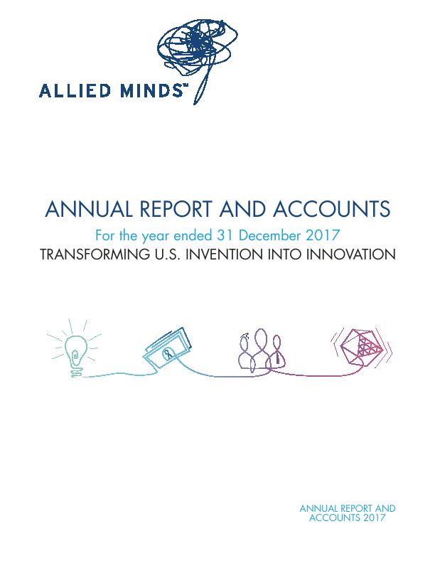 Allied Minds   annual report