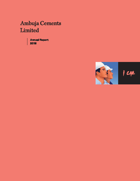 Ambuja Cements   annual report