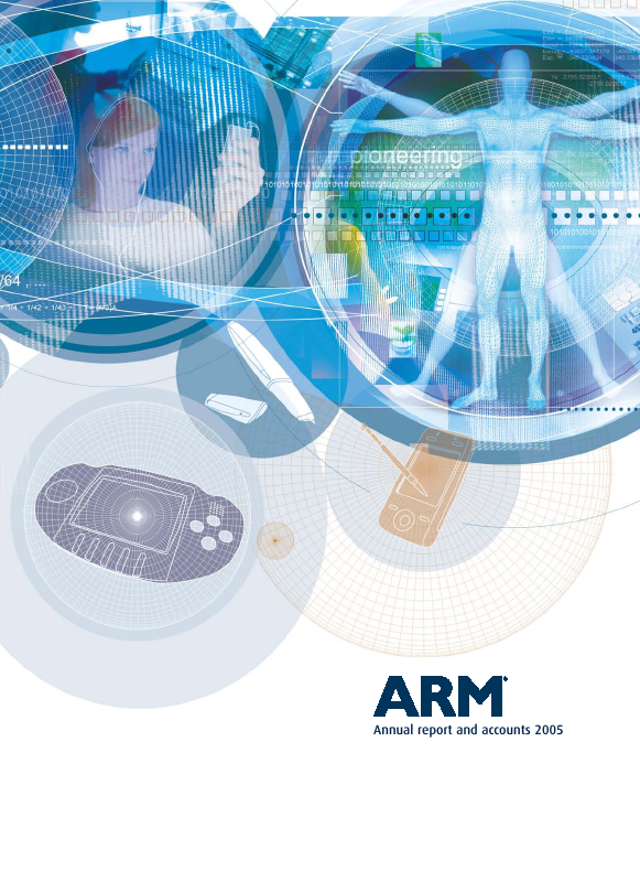 ARM Holdings   annual report