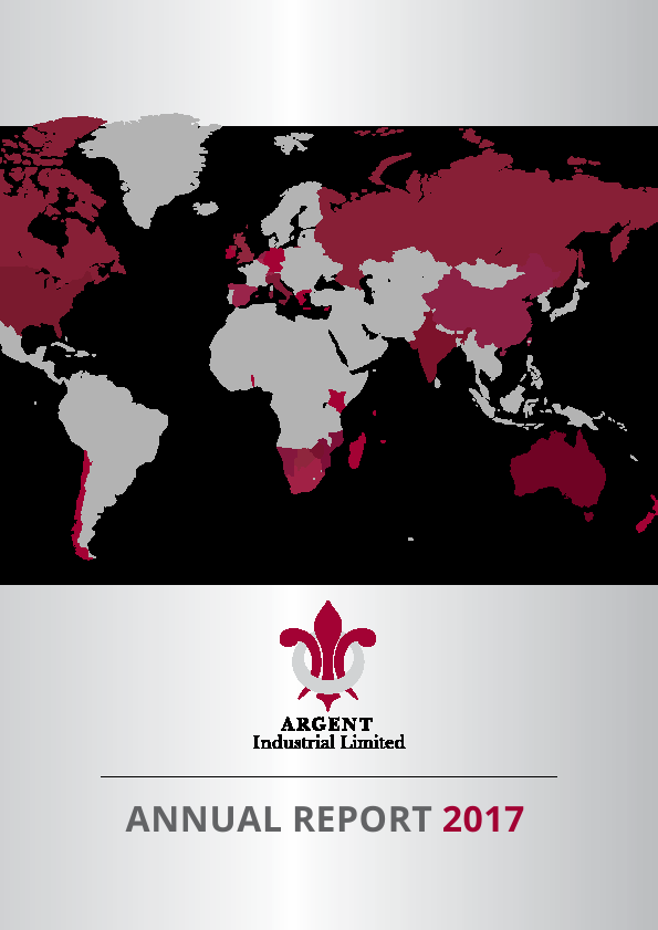 Argent Industrial   annual report