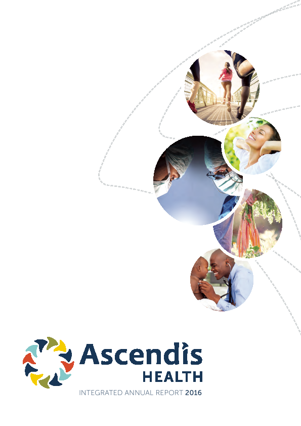 Ascendis Health   annual report