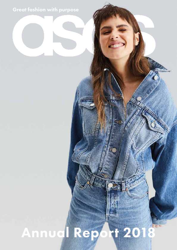 Asos   annual report