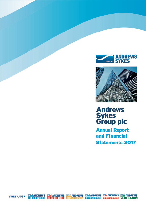 Andrews Sykes Group   annual report