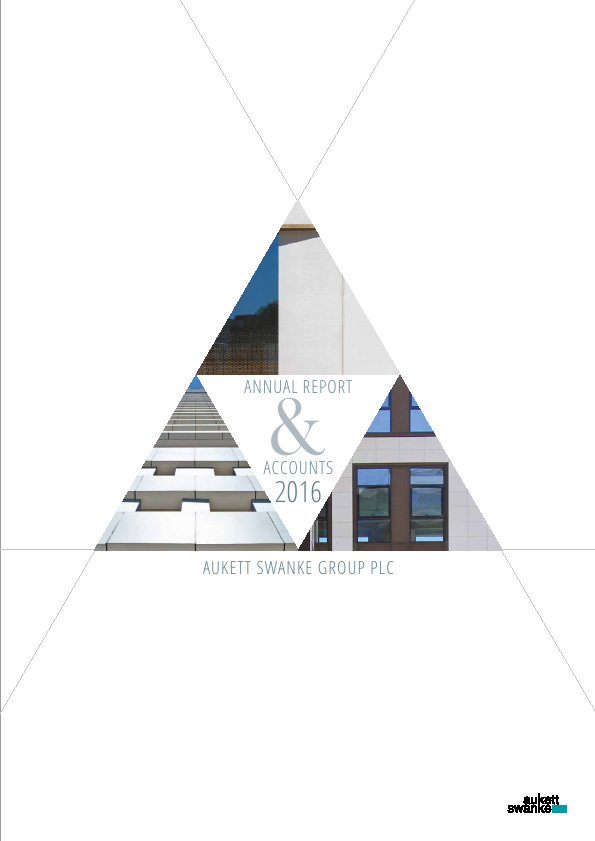 Aukett Swanke Group Plc   annual report