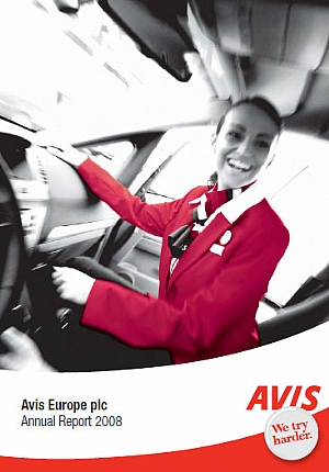 Avis Europe   annual report