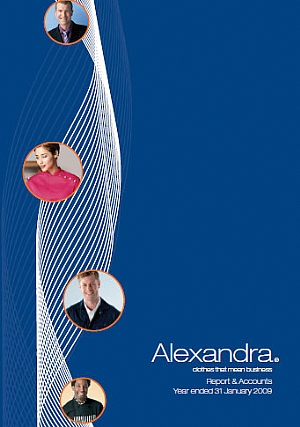Alexandra   annual report