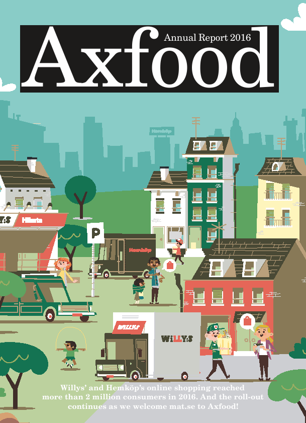 Axfood   annual report