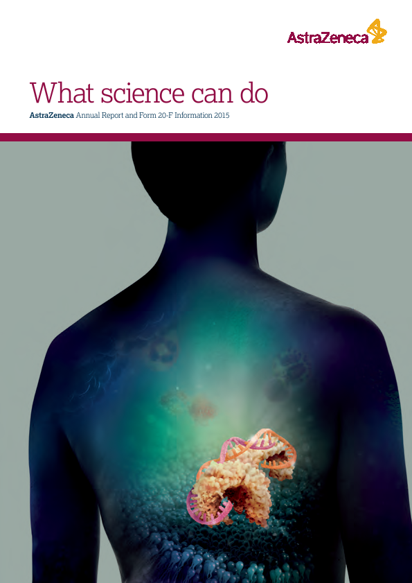 astrazeneca report What science can doastrazeneca annual report and form 20-f information 2016 welcome to the astrazeneca annual report and form.