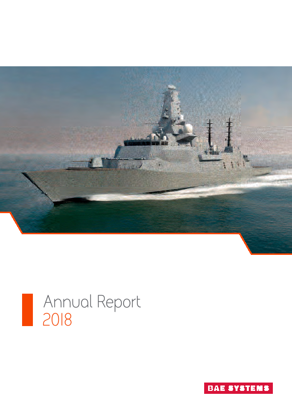 BAE Systems   annual report