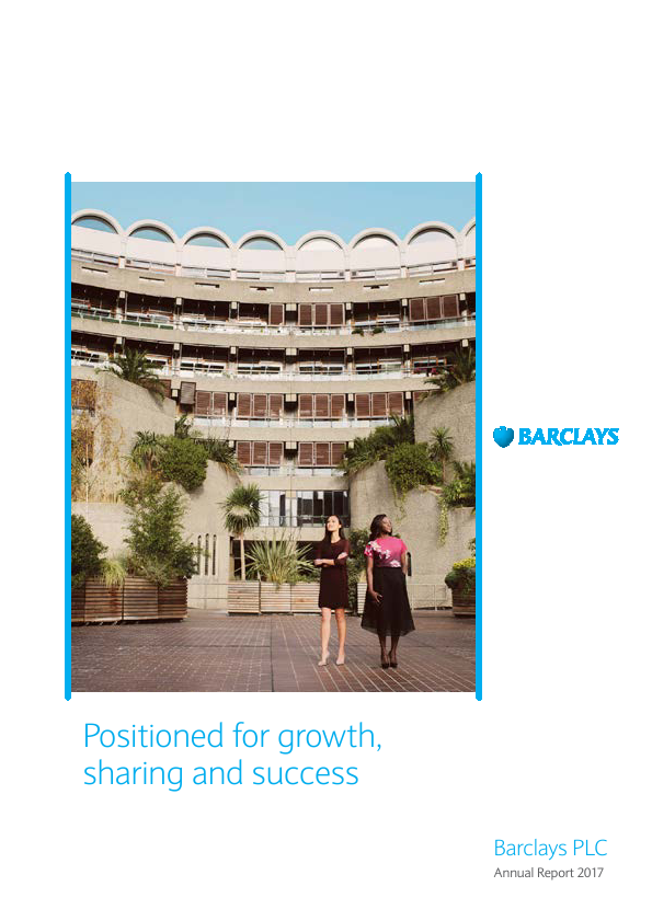 Barclays Plc   annual report