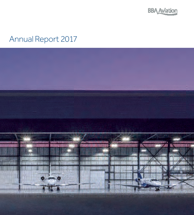 BBA Aviation Plc   annual report