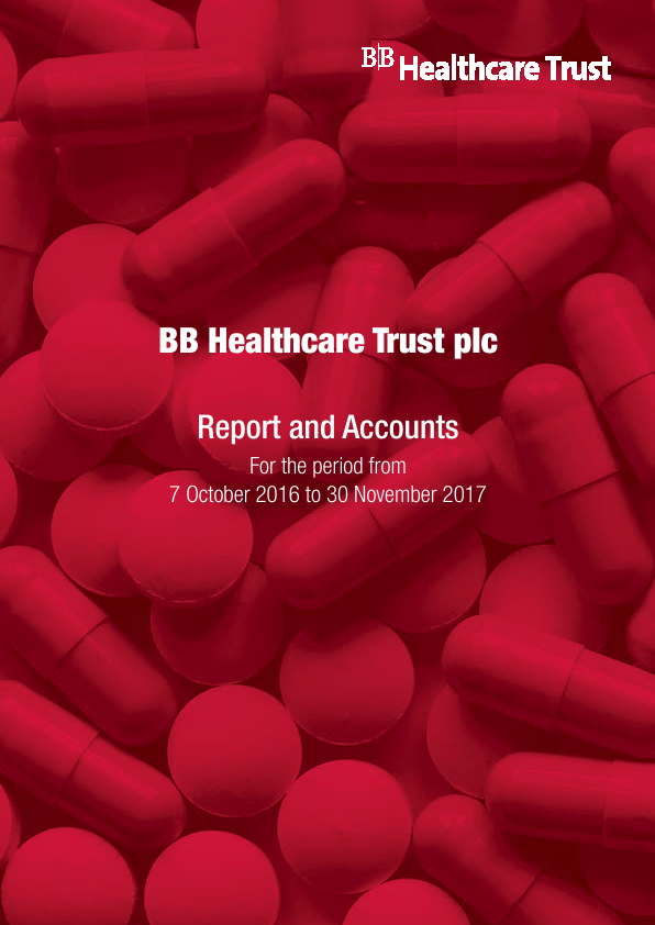 BB Healthcare   annual report