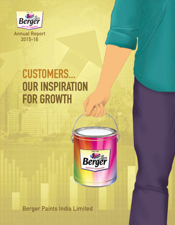 Berger Paints India   annual report